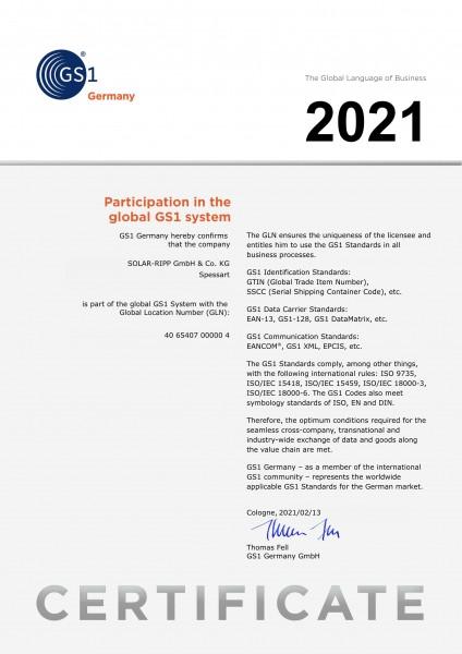 ZertifikatGLNen2021