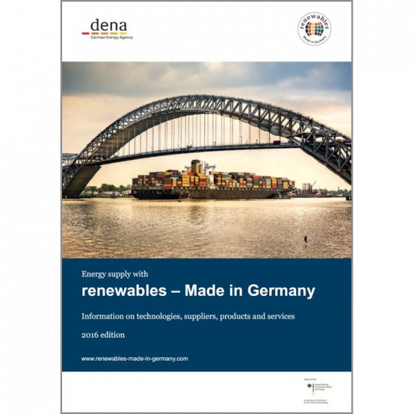 "Catalogue ""dena"": Information on Technologies, Suppliers, Products and Services"