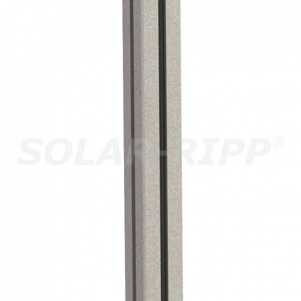 SOLAR-RIPP ® Energy Fence Post ALU