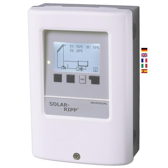 SOLAR-RIPP ® Solarcontroller